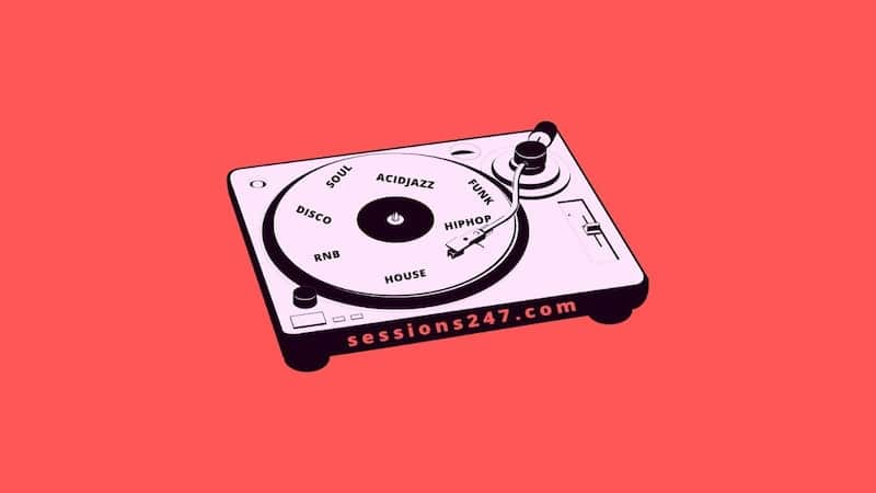 sessions 247, 24h Just djSessions Funk AcidJazz RnB Lounge 24h Just Music
